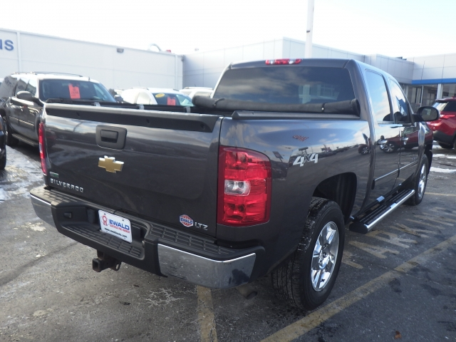2011 Silverado 1500 Crew Cab 4x4, Pickup #GP3667 - photo 2