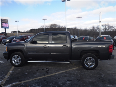 2011 Silverado 1500 Crew Cab 4x4, Pickup #GP3667 - photo 8