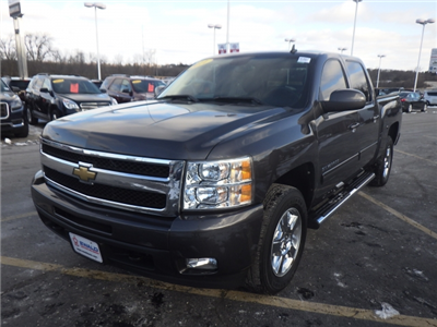 2011 Silverado 1500 Crew Cab 4x4, Pickup #GP3667 - photo 9