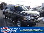 2011 Silverado 1500 Crew Cab 4x4, Pickup #GP3667 - photo 1