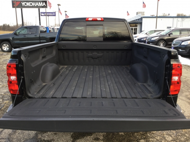 2017 Silverado 1500 Crew Cab 4x4, Pickup #GP3724 - photo 8
