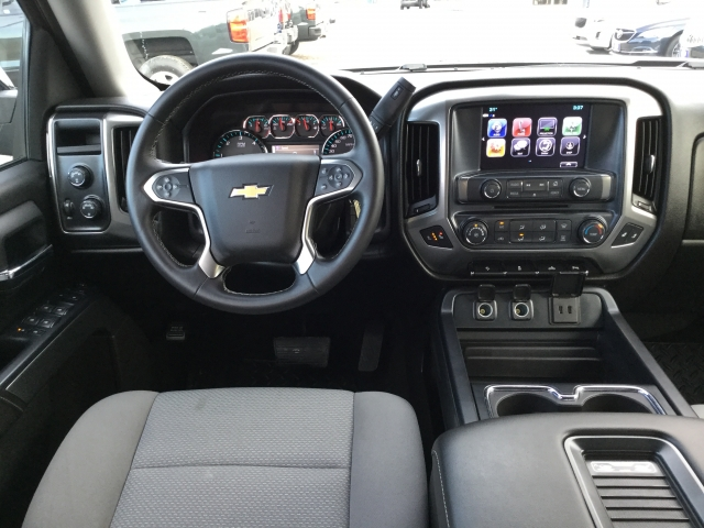 2017 Silverado 1500 Crew Cab 4x4, Pickup #GP3724 - photo 17