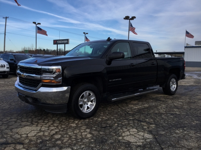 2017 Silverado 1500 Crew Cab 4x4, Pickup #GP3724 - photo 4