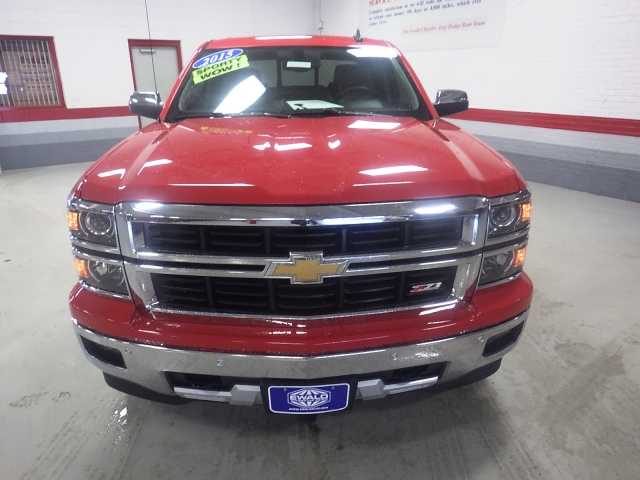 2015 Silverado 1500 Crew Cab 4x4, Pickup #GP3862 - photo 10