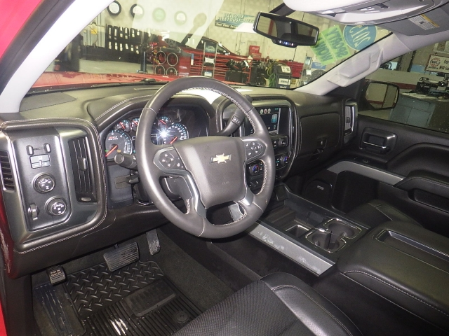 2015 Silverado 1500 Crew Cab 4x4, Pickup #GP3862 - photo 18