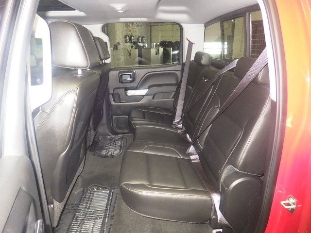 2015 Silverado 1500 Crew Cab 4x4, Pickup #GP3862 - photo 32