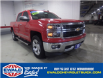 2015 Silverado 1500 Crew Cab 4x4, Pickup #GP3862 - photo 1