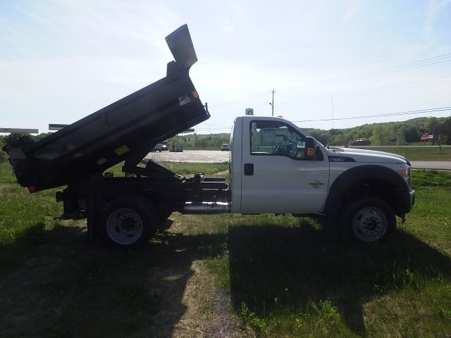 2016 F-450 Regular Cab DRW 4x4, Monroe Dump Body #HR15851 - photo 3