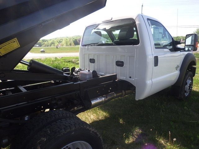 2016 F-450 Regular Cab DRW 4x4, Monroe Dump Body #HR15851 - photo 4