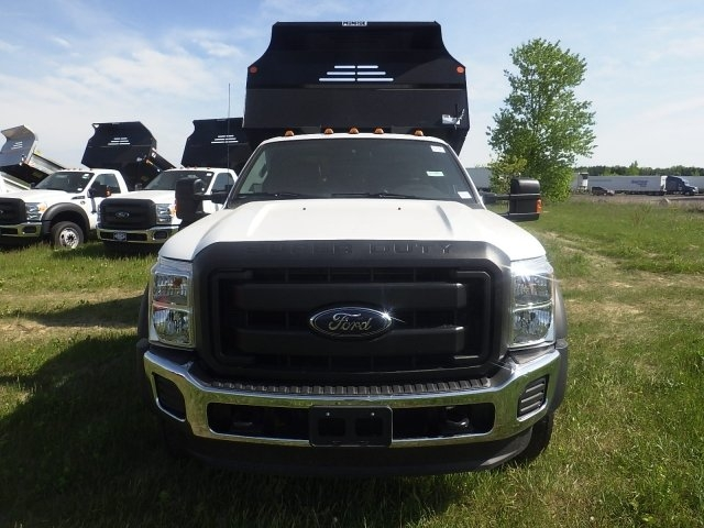 2016 F-450 Regular Cab DRW 4x4, Monroe Dump Body #HR15851 - photo 12