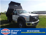 2016 F-450 Regular Cab DRW 4x4, Monroe Dump Body #HR15851 - photo 1