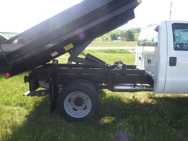 2016 F-450 Regular Cab DRW 4x4, Monroe Dump Body #HR15853 - photo 4