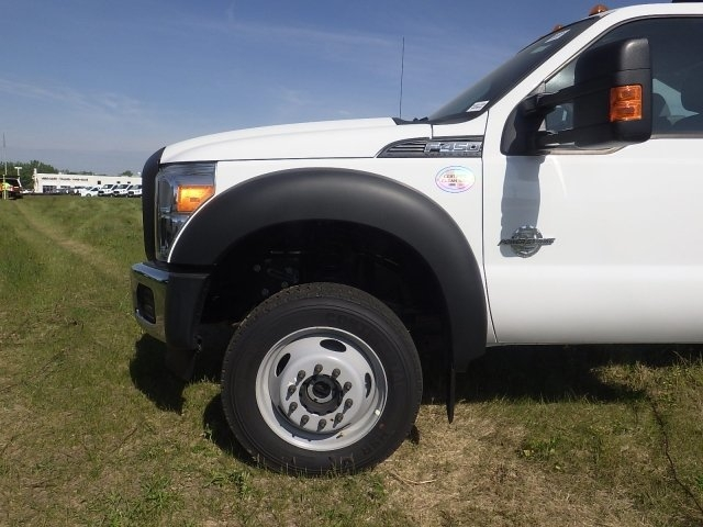 2016 F-450 Regular Cab DRW 4x4, Monroe Dump Body #HR15853 - photo 14