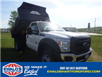 2016 F-450 Regular Cab DRW 4x4, Monroe Dump Body #HR15853 - photo 1