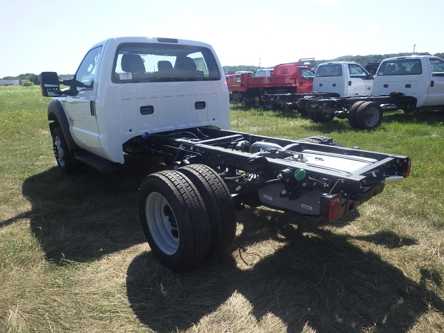 2016 F-550 Regular Cab DRW 4x4, Cab Chassis #HR16436 - photo 5