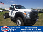 2016 F-550 Regular Cab DRW 4x4, Cab Chassis #HR16436 - photo 1