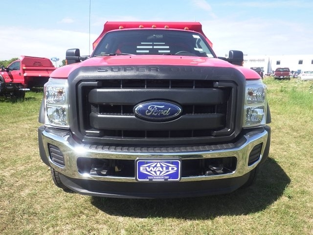 2016 F-550 Regular Cab DRW 4x4, Monroe Dump Body #HR16474 - photo 10