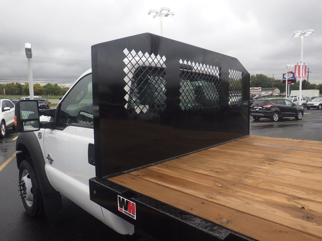 2016 F-450 Regular Cab DRW, Monroe Platform Body #HR16628 - photo 13