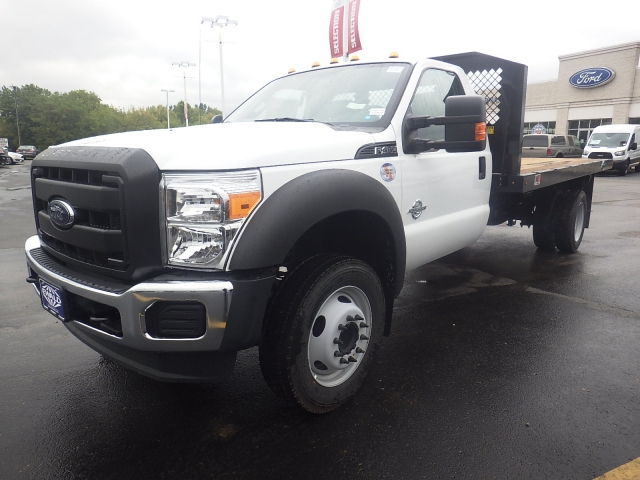 2016 F-450 Regular Cab DRW, Monroe Platform Body #HR16628 - photo 15