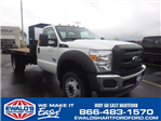 2016 F-450 Regular Cab DRW, Monroe Platform Body #HR16628 - photo 1
