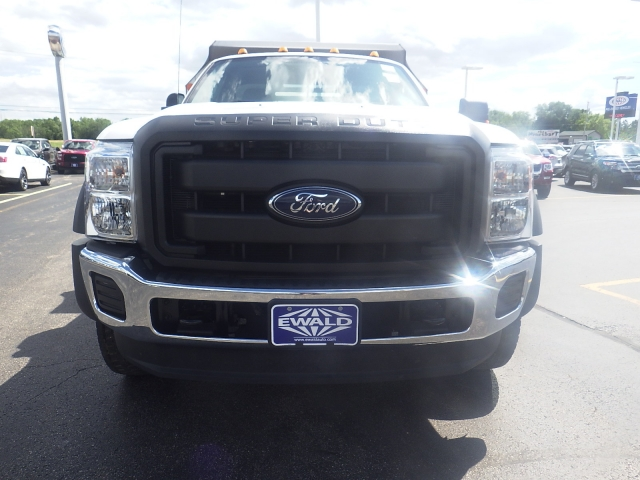 2016 F-450 Regular Cab DRW 4x4, Dump Body #HR16894 - photo 10