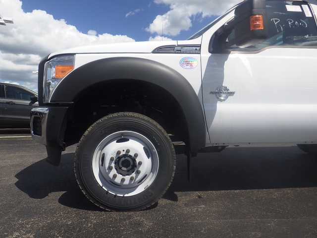 2016 F-450 Regular Cab DRW 4x4, Dump Body #HR16894 - photo 12