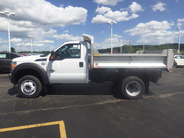 2016 F-450 Regular Cab DRW 4x4, Dump Body #HR16894 - photo 7