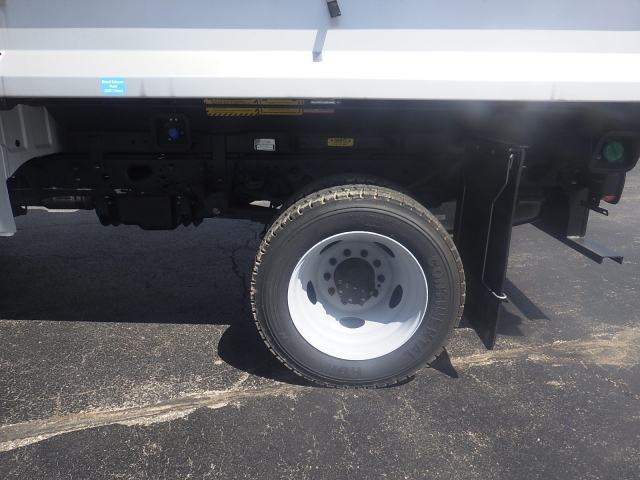 2016 F-450 Regular Cab DRW 4x4, Dump Body #HR16894 - photo 8