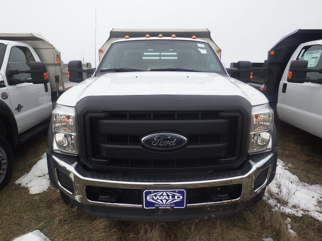 2016 F-450 Regular Cab DRW 4x4, Dump Body #HR16894 - photo 3