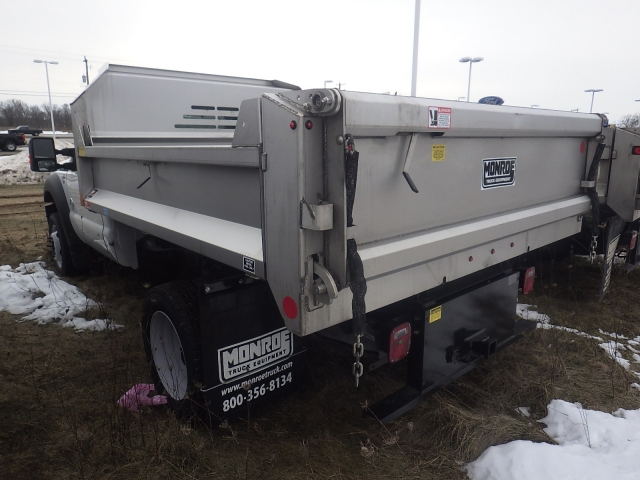 2016 F-450 Regular Cab DRW 4x4, Dump Body #HR16894 - photo 5