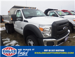 2016 F-450 Regular Cab DRW 4x4, Dump Body #HR16894 - photo 1
