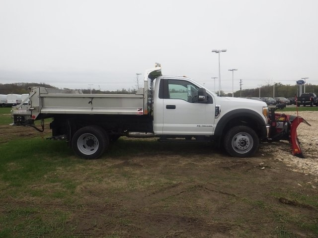 2017 F-550 Regular Cab DRW 4x4, Dump Body #HS17713 - photo 6