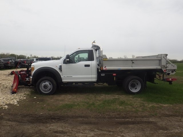 2017 F-550 Regular Cab DRW 4x4, Dump Body #HS17713 - photo 13
