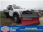 2017 F-550 Regular Cab DRW 4x4, Dump Body #HS17713 - photo 1