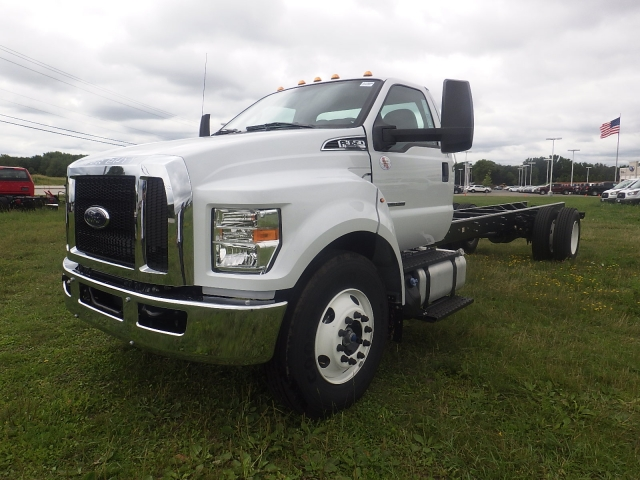 2017 F-650 Regular Cab, Cab Chassis #HS18080 - photo 10