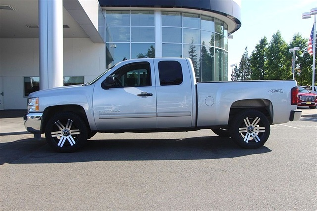 2013 Silverado 1500 Double Cab 4x4,  Pickup #171462A - photo 7