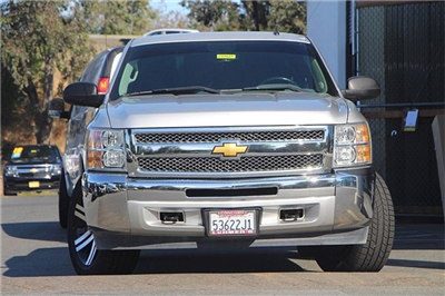 2013 Silverado 1500 Double Cab 4x4,  Pickup #171462A - photo 4