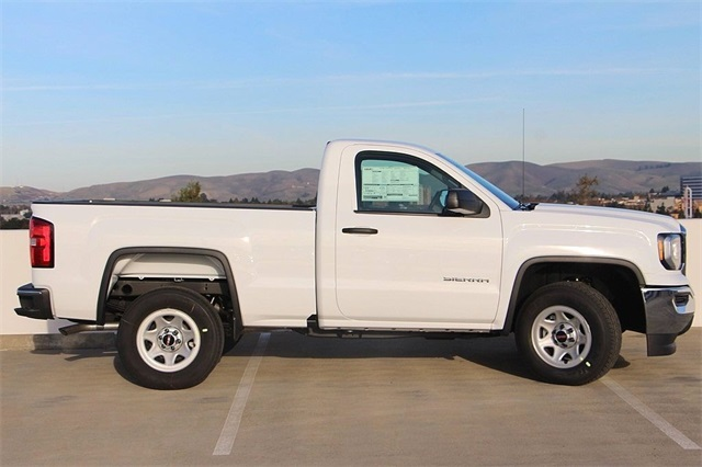2018 Sierra 1500 Regular Cab Pickup #181168 - photo 6