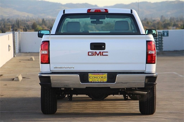 2018 Sierra 1500 Regular Cab Pickup #181168 - photo 7