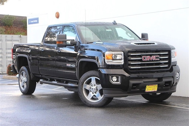 2018 Sierra 2500 Crew Cab 4x4, Pickup #181310 - photo 3