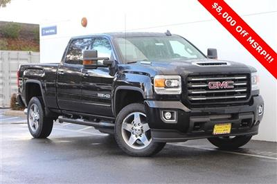 2018 Sierra 2500 Crew Cab 4x4, Pickup #181310 - photo 1
