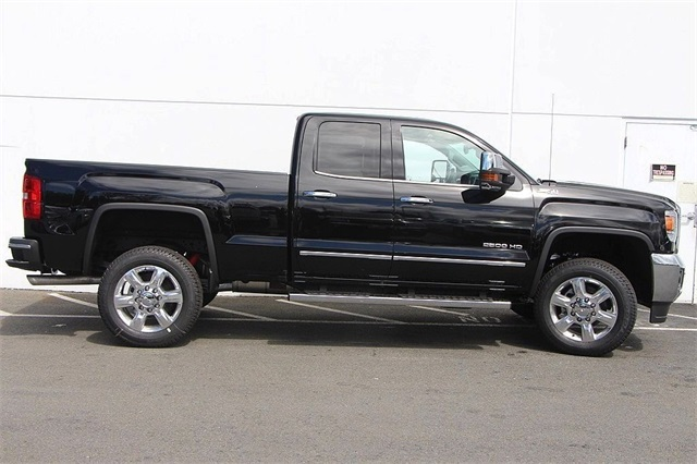 2018 Sierra 2500 Extended Cab 4x4,  Pickup #181395 - photo 6