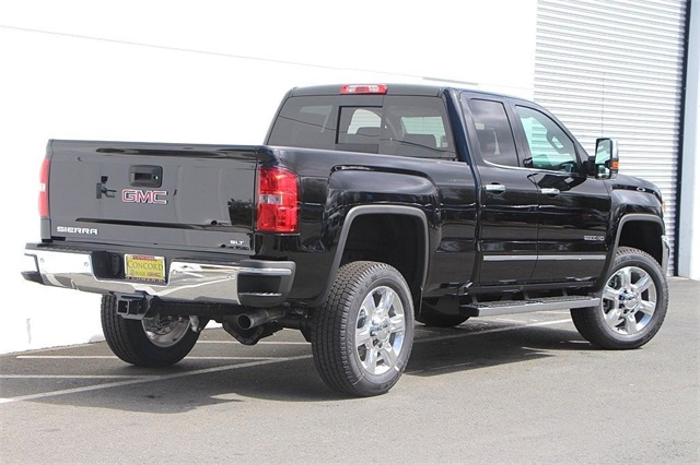 2018 Sierra 2500 Extended Cab 4x4, Pickup #181395 - photo 2