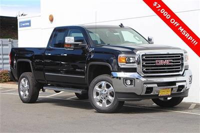 2018 Sierra 2500 Extended Cab 4x4,  Pickup #181395 - photo 1