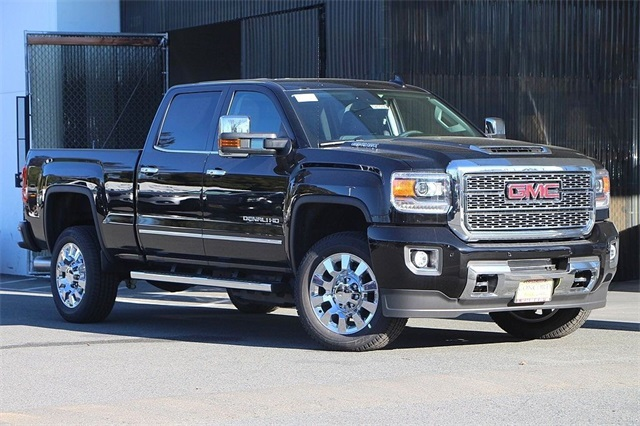 2018 Sierra 2500 Crew Cab 4x4, Pickup #181516 - photo 1