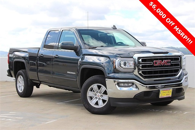2018 Sierra 1500 Extended Cab 4x2,  Pickup #181527 - photo 1