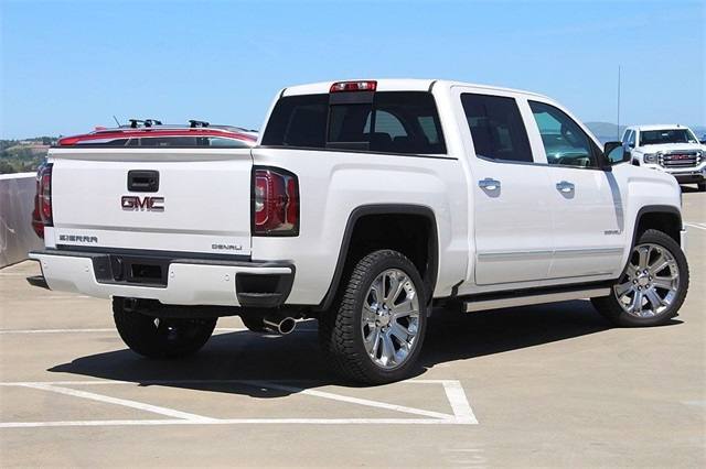 2018 Sierra 1500 Crew Cab 4x4, Pickup #181584 - photo 2