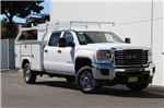 2018 Sierra 2500 Crew Cab 4x2,  Royal Service Body #181624 - photo 1