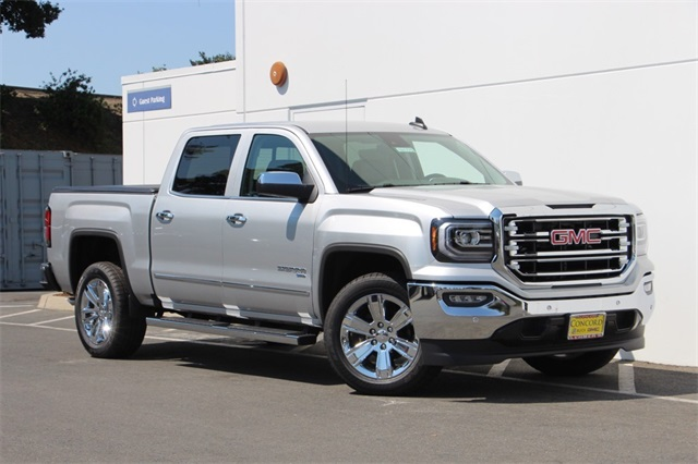 2018 Sierra 1500 Crew Cab 4x2,  Pickup #181775 - photo 3