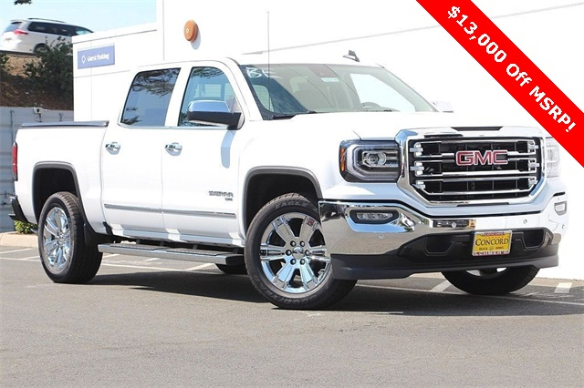 2018 Sierra 1500 Crew Cab 4x2,  Pickup #181776 - photo 1